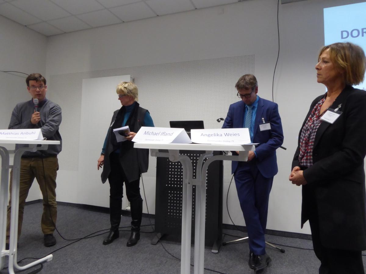 DD71 I05 Anbuhl, Reiter, Ifland, Weies